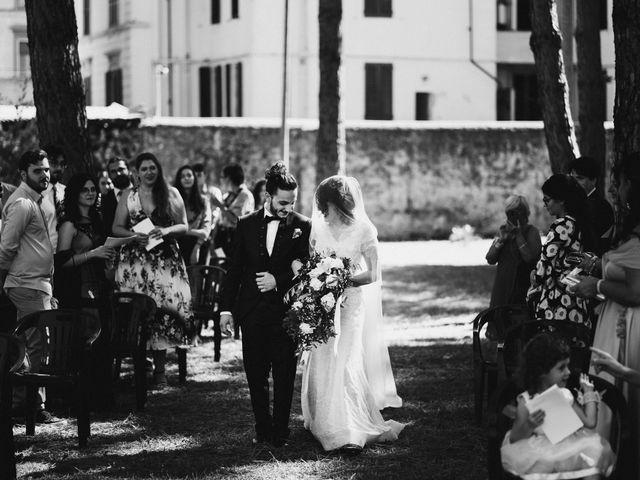Il matrimonio di Vincenzo e Jasmine a Pisa, Pisa 32