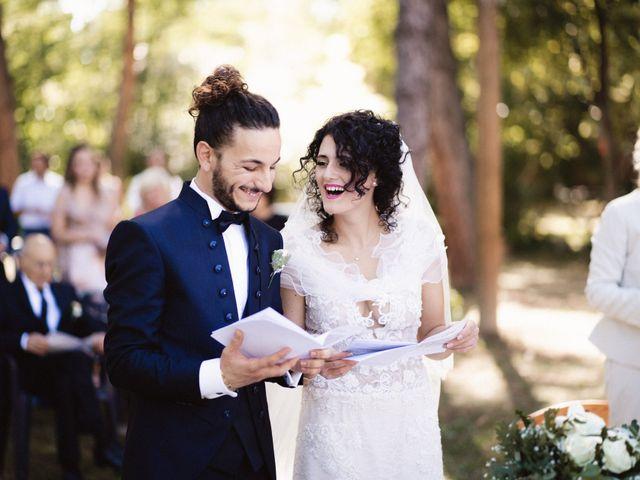 Il matrimonio di Vincenzo e Jasmine a Pisa, Pisa 33