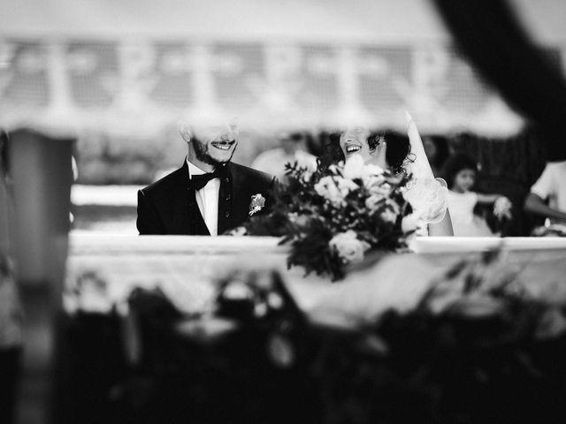 Il matrimonio di Vincenzo e Jasmine a Pisa, Pisa 34