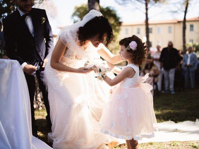 Il matrimonio di Vincenzo e Jasmine a Pisa, Pisa 35