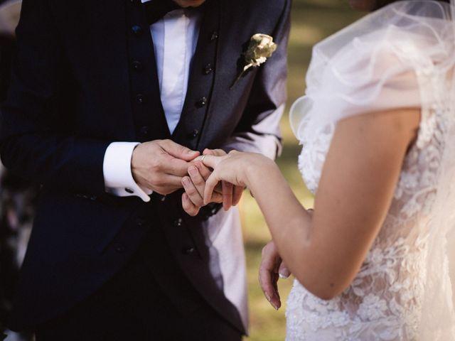 Il matrimonio di Vincenzo e Jasmine a Pisa, Pisa 38