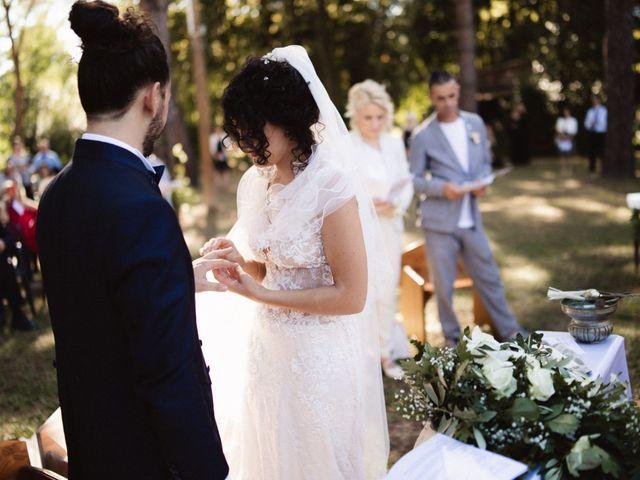 Il matrimonio di Vincenzo e Jasmine a Pisa, Pisa 39