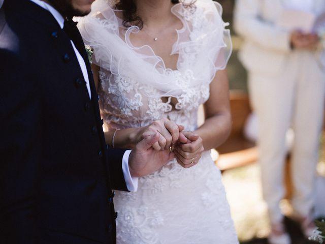 Il matrimonio di Vincenzo e Jasmine a Pisa, Pisa 40
