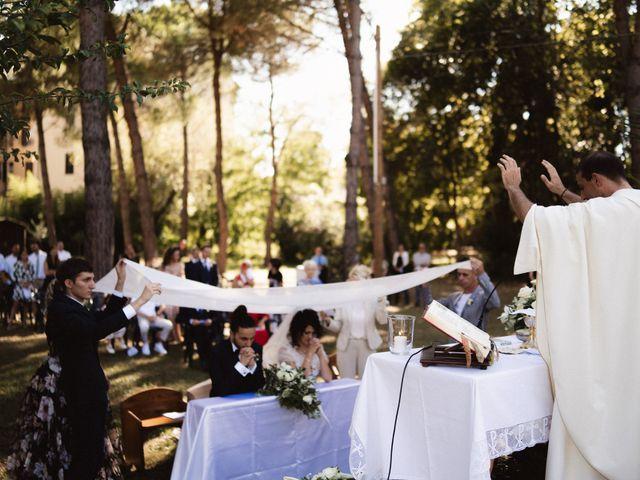 Il matrimonio di Vincenzo e Jasmine a Pisa, Pisa 42