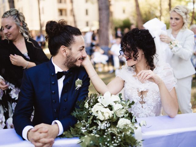 Il matrimonio di Vincenzo e Jasmine a Pisa, Pisa 44