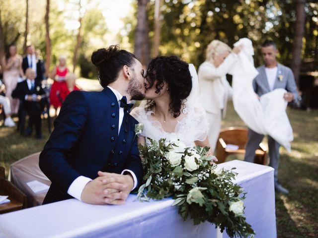 Il matrimonio di Vincenzo e Jasmine a Pisa, Pisa 45
