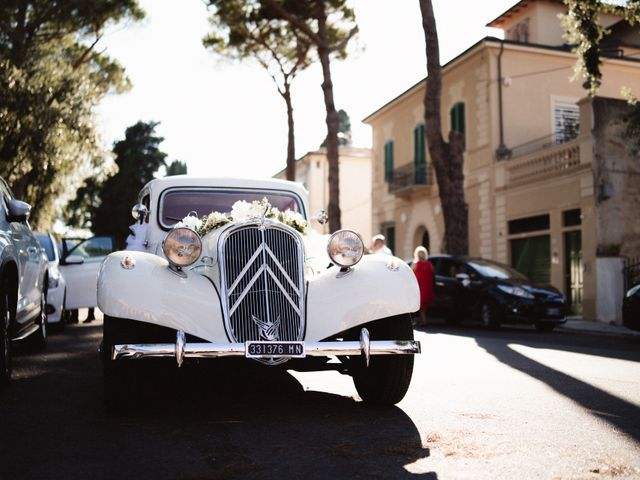 Il matrimonio di Vincenzo e Jasmine a Pisa, Pisa 49