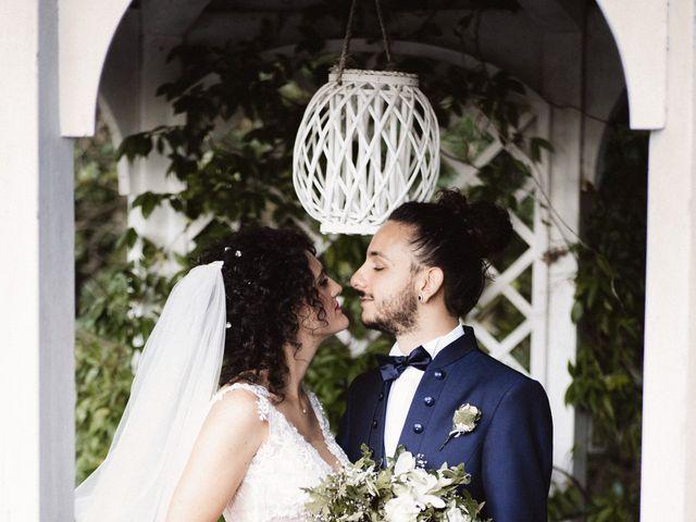 Il matrimonio di Vincenzo e Jasmine a Pisa, Pisa 52