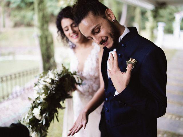 Il matrimonio di Vincenzo e Jasmine a Pisa, Pisa 53