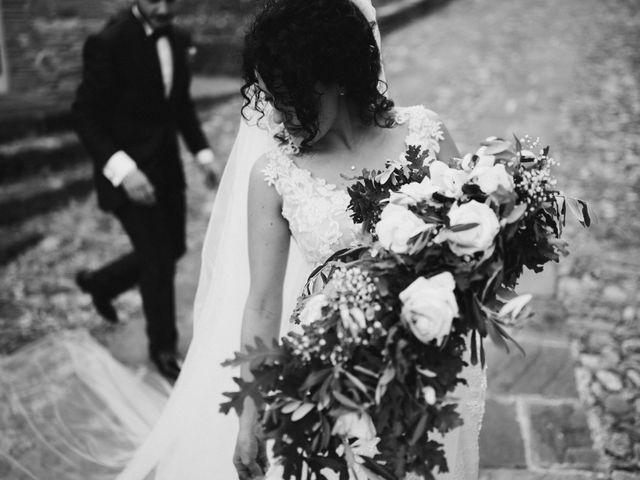 Il matrimonio di Vincenzo e Jasmine a Pisa, Pisa 58