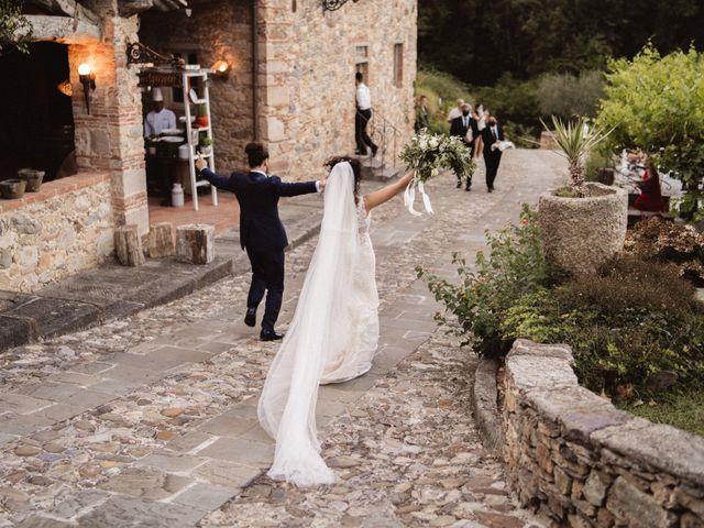 Il matrimonio di Vincenzo e Jasmine a Pisa, Pisa 59