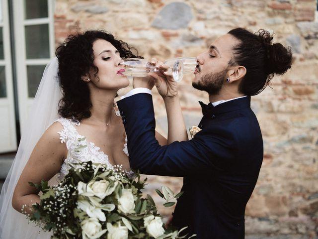 Il matrimonio di Vincenzo e Jasmine a Pisa, Pisa 60