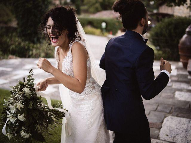 Il matrimonio di Vincenzo e Jasmine a Pisa, Pisa 61