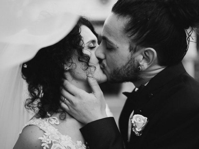 Il matrimonio di Vincenzo e Jasmine a Pisa, Pisa 62
