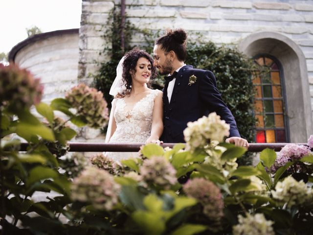 Il matrimonio di Vincenzo e Jasmine a Pisa, Pisa 64
