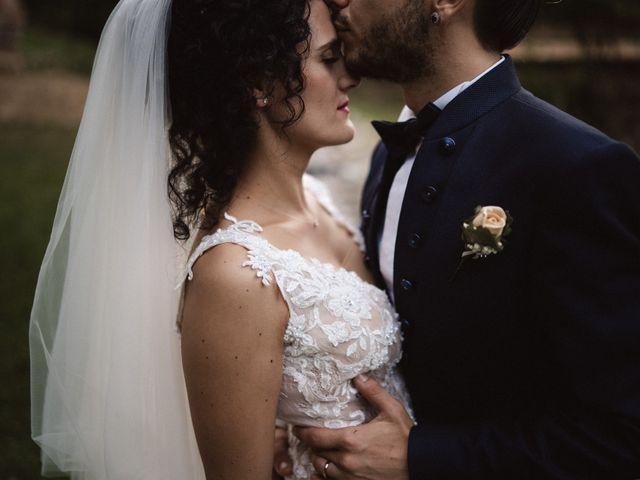 Il matrimonio di Vincenzo e Jasmine a Pisa, Pisa 71