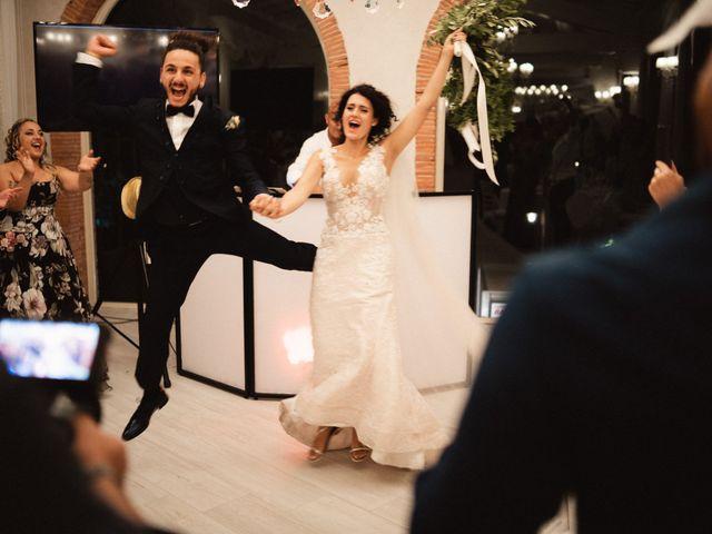 Il matrimonio di Vincenzo e Jasmine a Pisa, Pisa 82