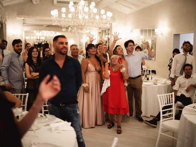 Il matrimonio di Vincenzo e Jasmine a Pisa, Pisa 84