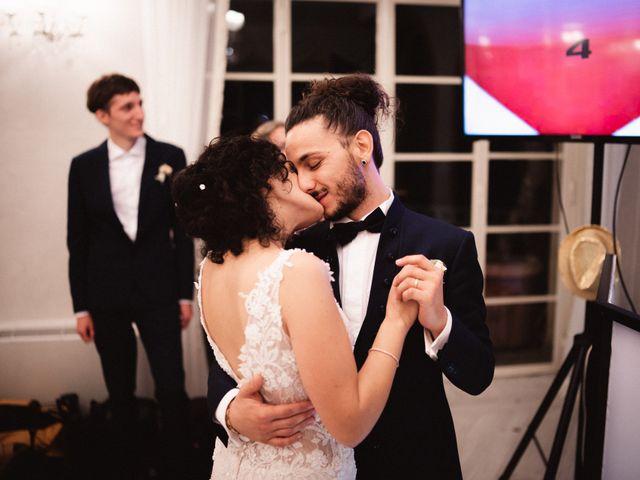 Il matrimonio di Vincenzo e Jasmine a Pisa, Pisa 85