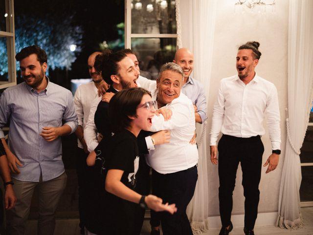 Il matrimonio di Vincenzo e Jasmine a Pisa, Pisa 87
