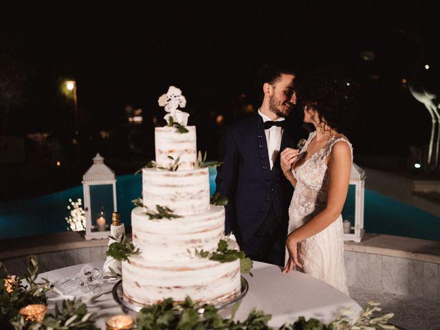 Il matrimonio di Vincenzo e Jasmine a Pisa, Pisa 94