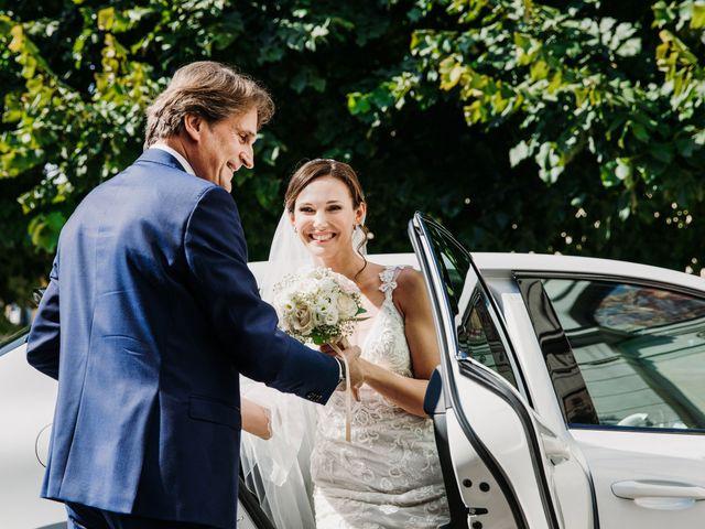 Il matrimonio di Silvia e Daniele a Monza, Monza e Brianza 27
