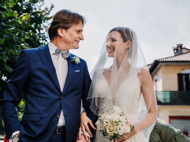 Il matrimonio di Silvia e Daniele a Monza, Monza e Brianza 28