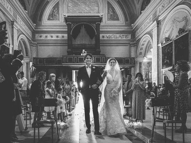 Il matrimonio di Silvia e Daniele a Monza, Monza e Brianza 29