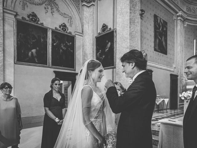 Il matrimonio di Silvia e Daniele a Monza, Monza e Brianza 30