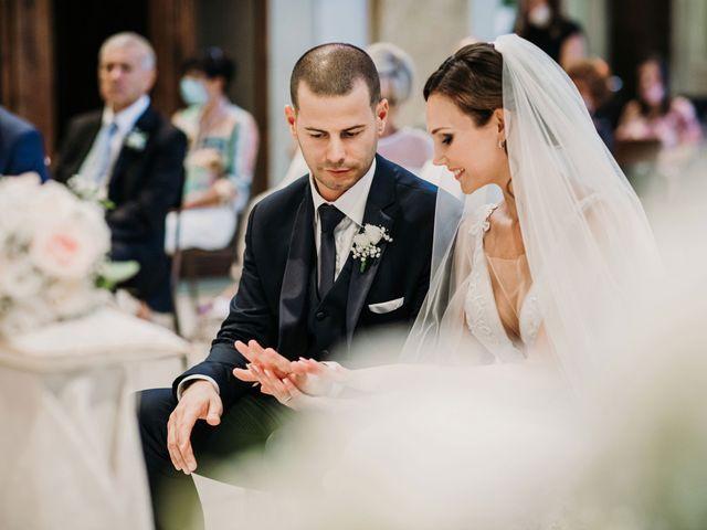 Il matrimonio di Silvia e Daniele a Monza, Monza e Brianza 38