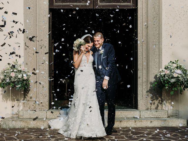 Il matrimonio di Silvia e Daniele a Monza, Monza e Brianza 39