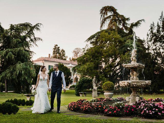 Il matrimonio di Silvia e Daniele a Monza, Monza e Brianza 44