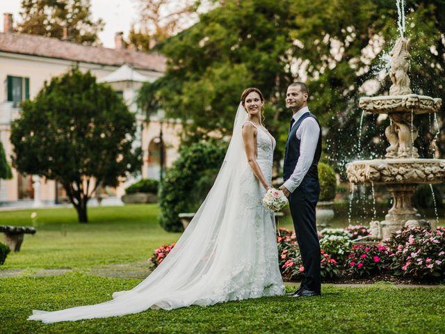 Il matrimonio di Silvia e Daniele a Monza, Monza e Brianza 46