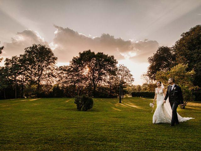 Il matrimonio di Silvia e Daniele a Monza, Monza e Brianza 53