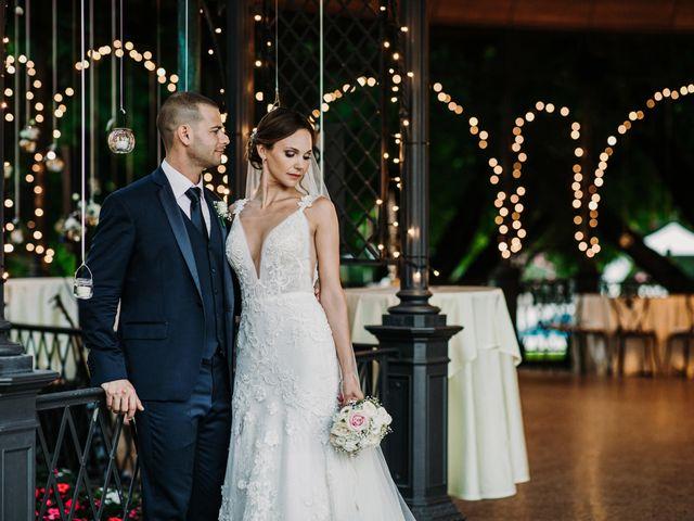 Il matrimonio di Silvia e Daniele a Monza, Monza e Brianza 54