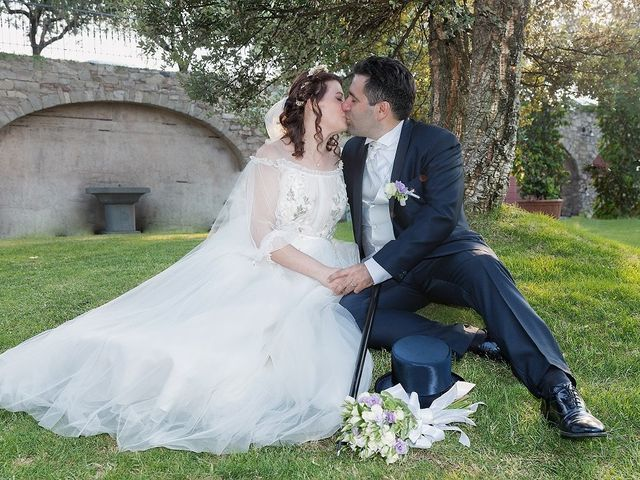 Le nozze di Emanuela e Giovanni