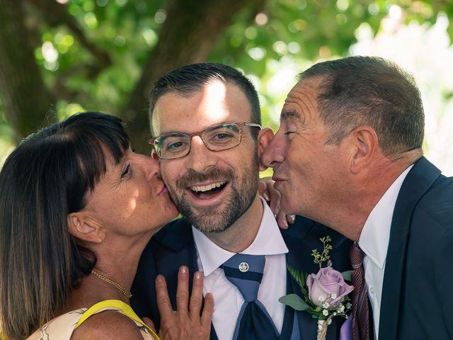 Il matrimonio di Fabio e Beatrice a Costigliole d'Asti, Asti 5