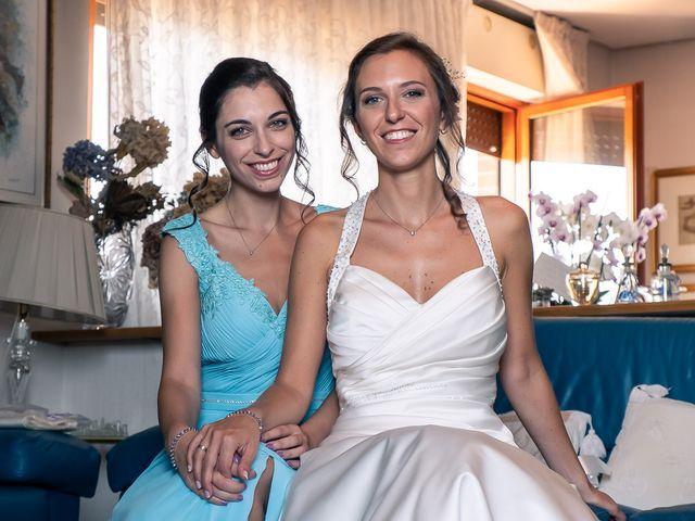 Il matrimonio di Fabio e Beatrice a Costigliole d'Asti, Asti 8