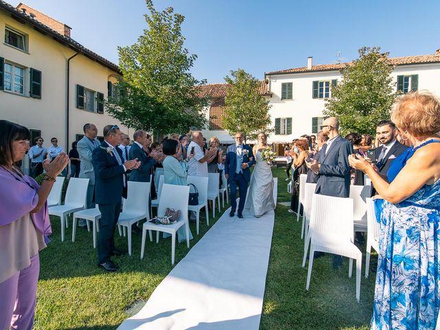 Il matrimonio di Fabio e Beatrice a Costigliole d'Asti, Asti 9