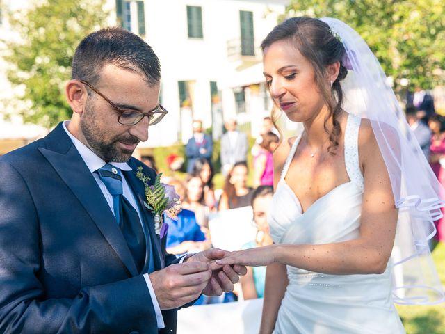 Il matrimonio di Fabio e Beatrice a Costigliole d'Asti, Asti 11