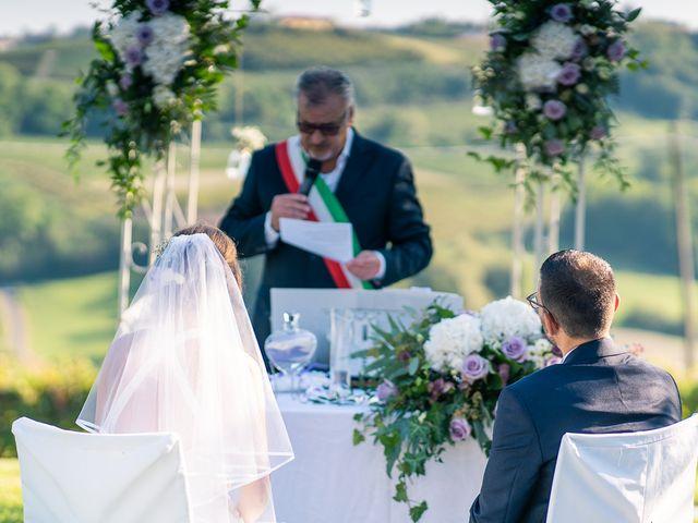 Il matrimonio di Fabio e Beatrice a Costigliole d'Asti, Asti 12