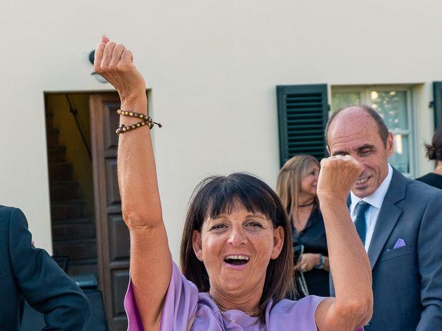 Il matrimonio di Fabio e Beatrice a Costigliole d'Asti, Asti 13