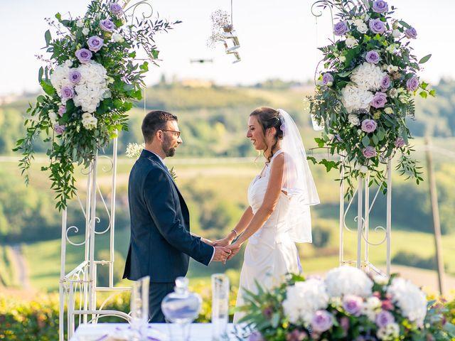 Il matrimonio di Fabio e Beatrice a Costigliole d'Asti, Asti 1
