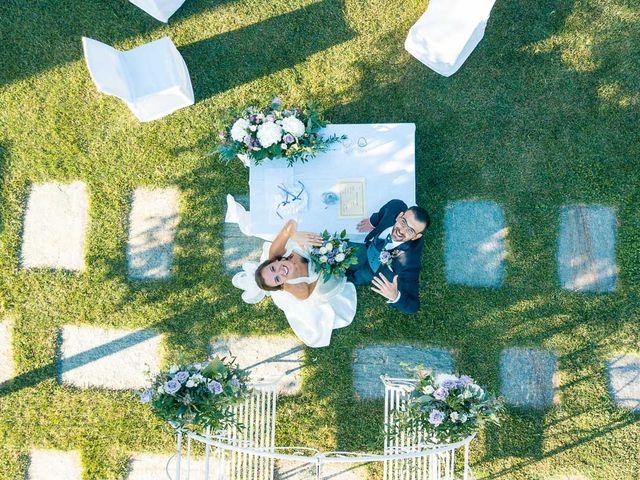 Il matrimonio di Fabio e Beatrice a Costigliole d'Asti, Asti 15