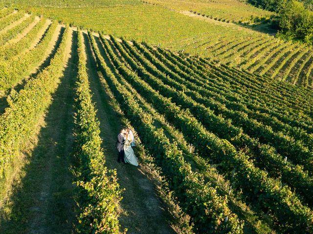 Il matrimonio di Fabio e Beatrice a Costigliole d'Asti, Asti 2