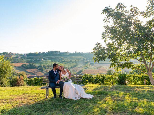 Il matrimonio di Fabio e Beatrice a Costigliole d'Asti, Asti 19