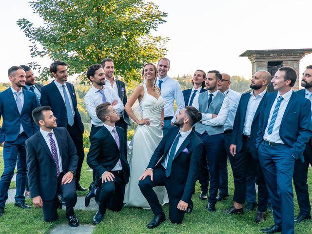 Il matrimonio di Fabio e Beatrice a Costigliole d'Asti, Asti 20