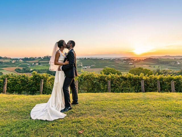 Il matrimonio di Fabio e Beatrice a Costigliole d'Asti, Asti 22
