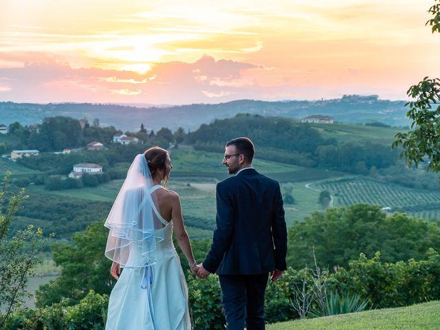 Il matrimonio di Fabio e Beatrice a Costigliole d'Asti, Asti 23