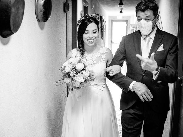 Il matrimonio di Alberto e Valeria a Saint-Pierre, Aosta 8